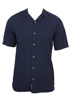 Camasa Only and Sons Tom Dark Blue