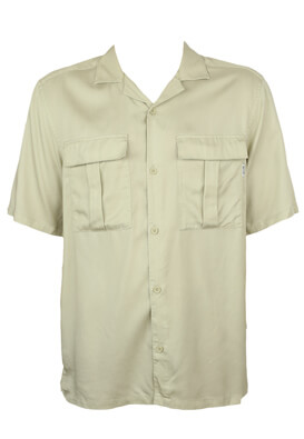 Camasa Only and Sons Robert Light Grey