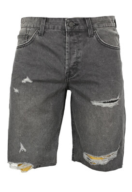 Pantaloni scurti Only and Sons Ross Dark Grey