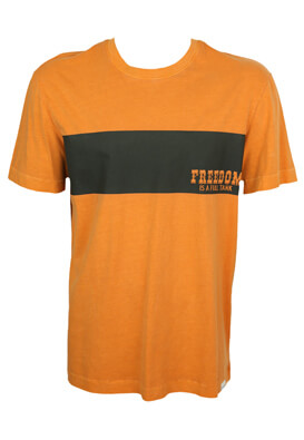 Tricou Only and Sons Stefan Orange