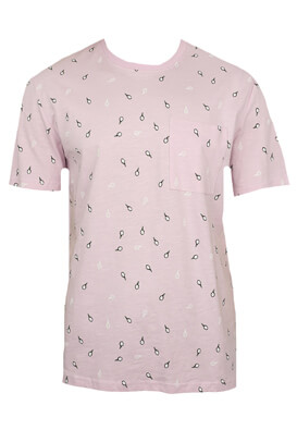 Tricou Only and Sons Will Light Pink