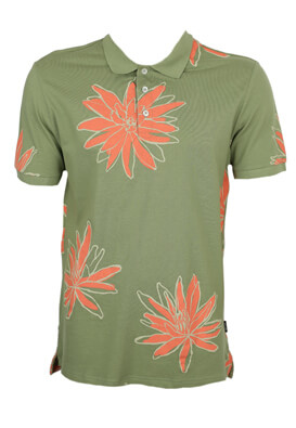 Tricou polo Only and Sons Larry Light Green