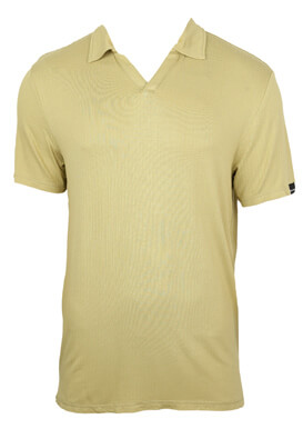 Tricou polo Only and Sons Darius Beige