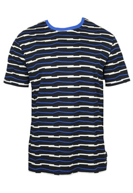 Tricou Only and Sons Leo Dark Blue