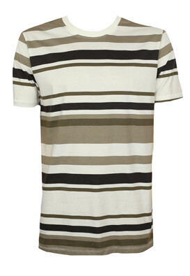 Tricou Only and Sons Larry Beige