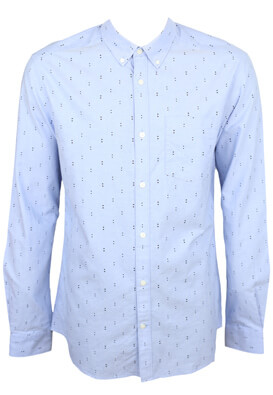 Camasa Only and Sons Tom Light Blue