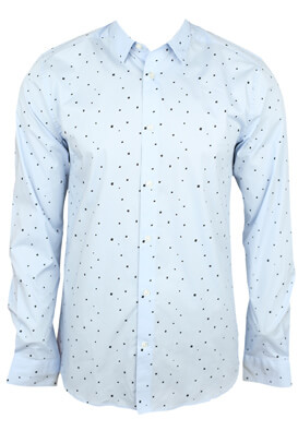 Camasa Only and Sons Larry Light Blue