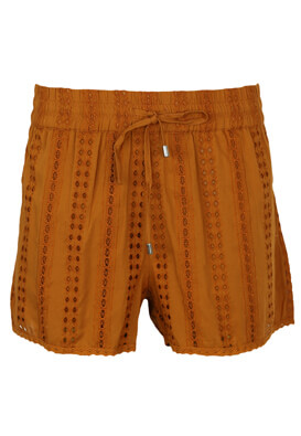 Pantaloni scurti Object Rita Brown