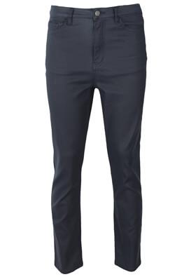 Pantaloni Object Tina Dark Blue