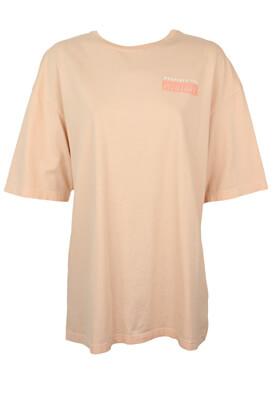 Tricou BSK Hanna Light Pink