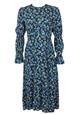 Rochie ZARA Floral Blue