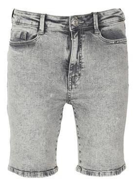 Pantaloni scurti Noisy May Samantha Light Grey