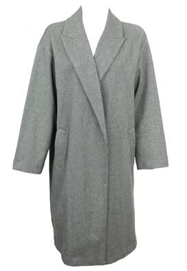 Palton ZARA Janine Grey