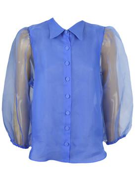Camasa ZARA Britney Light Blue