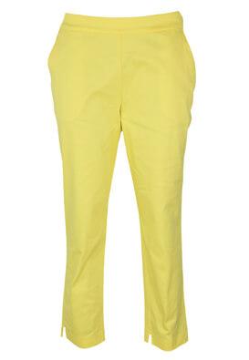 Pantaloni Orsay Lana Yellow