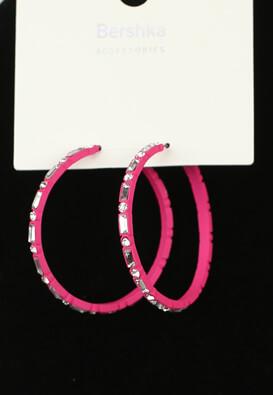 Cercei Bershka Isabel Pink