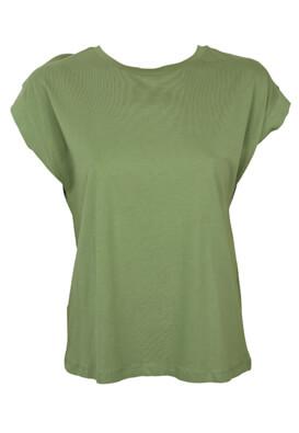 Tricou ZARA Yvette Dark Green