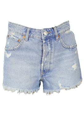 Pantaloni scurti ZARA Hanna Light Blue