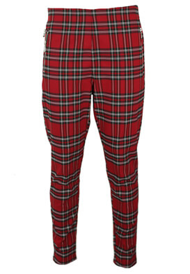 Pantaloni ZARA Mara Red