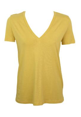 Tricou ZARA Belinda Yellow