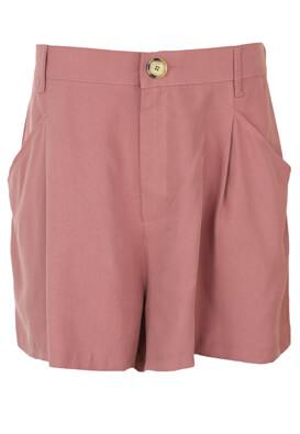 Pantaloni scurti ZARA Jane Dark Pink