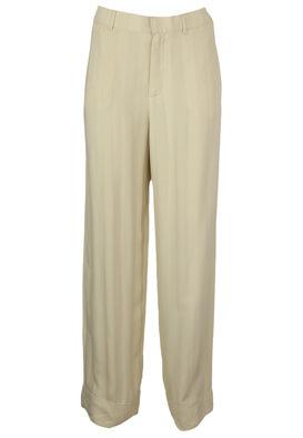 Pantaloni ZARA Destiny Light Beige