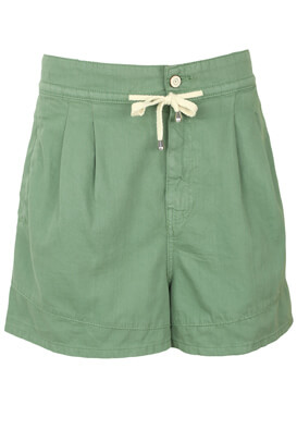 Pantaloni scurti ZRA Tara Green
