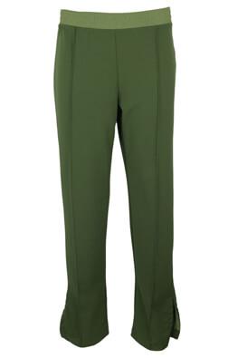 Pantaloni ZARA Abbie Dark Green