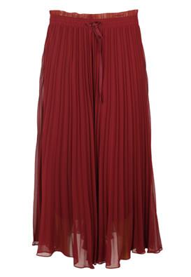 Pantaloni ZARA Jane Dark Red