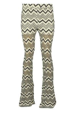 Pantaloni Bershka Debbie Grey