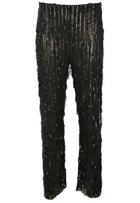 Pantaloni ZARA Monique Black