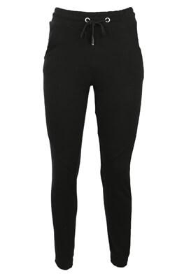 Pantaloni sport Bershka Valentina Black