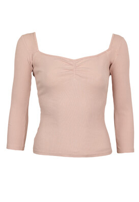 Bluza Pull and Bear Sharon Light Pink