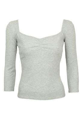 Bluza Pull and Bear Danielle Light Grey