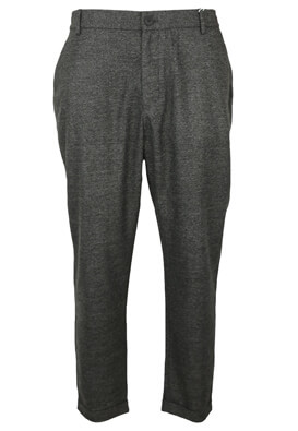 Pantaloni Bershka Victoria Dark Grey