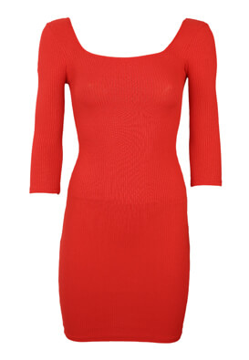 Rochie Pull and Bear Nadine Red