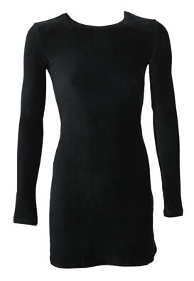 Rochie Pull and Bear Kristen Black