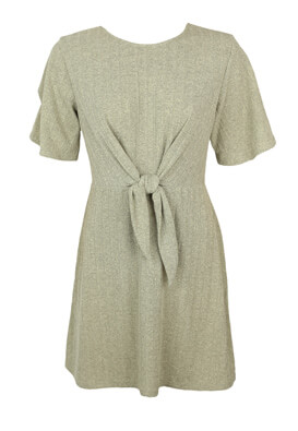 Rochie Pull and Bear Olivia Light Green