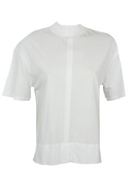Tricou ZARA Abbie White