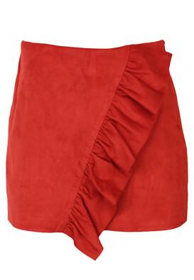 Pantaloni scurti ZARA Brenda Red