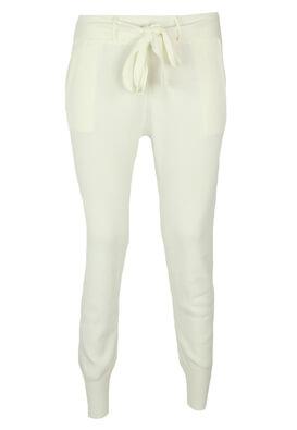 Pantaloni ZARA Nita White