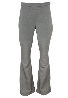 Pantaloni Pull and Bear Lara Grey
