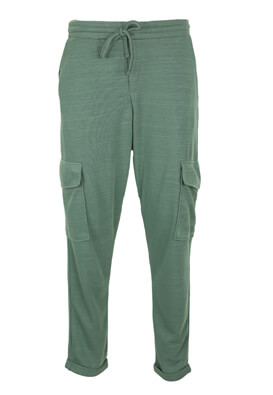 Pantaloni sport Pull and Bear Adele Green
