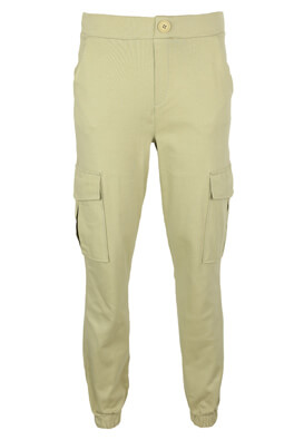 Pantaloni Pull and Bear Lizzy Light Beige