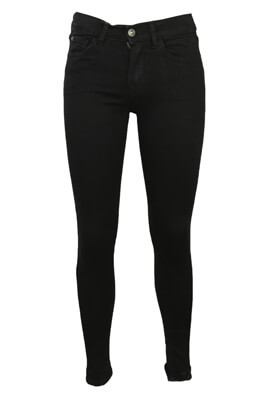 Blugi Pull and Bear Lilly Black