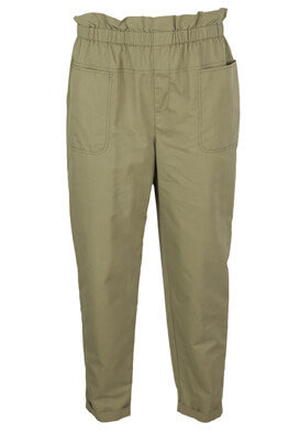 Pantaloni ZARA Nicole Light Green
