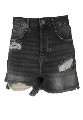 Pantaloni scurti ZARA Alexandra Dark Grey