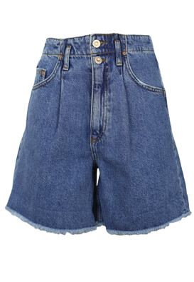Pantaloni scurti ZARA Natasha Blue