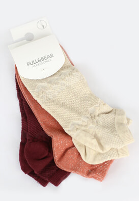 Set sosete Pull and Bear Melissa Colors