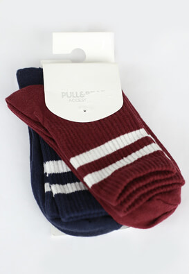 Set sosete Pull and Bear Julia Colors